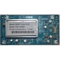 Sony TUAU PCB KDL-46XBR
